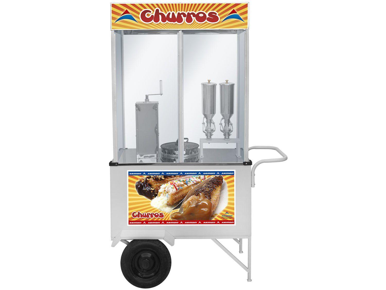 Carrinho de Churros Armon - Street Food CCL2-015