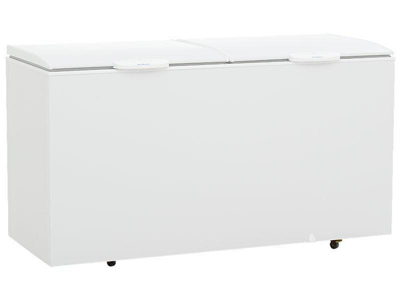 Freezer Industrial Horizontal 2 Tampas 532L - GHBS-510