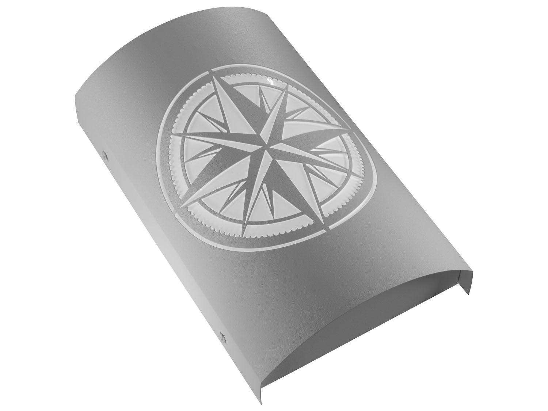 Arandela Arco 8W - RCG Rosa dos Ventos