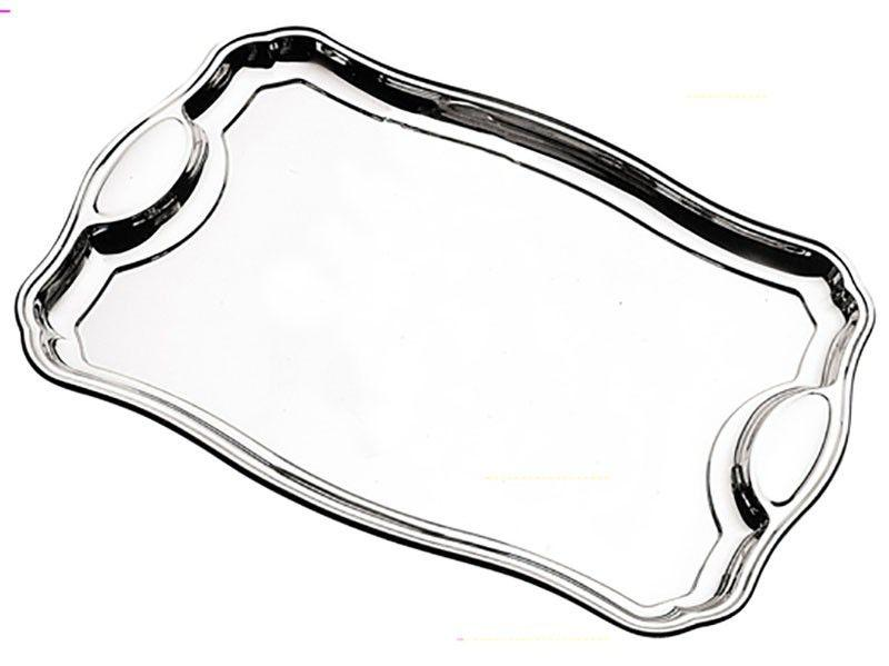 Bandeja Inox para Servir Tramontina - Retangular Classic 61440/420
