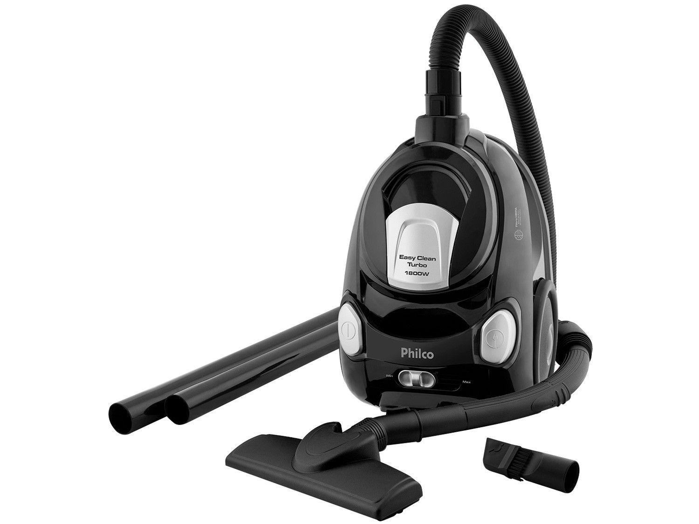 Aspirador de Pó Portátil Philco 1800W - com Filtro HEPA Easy Clean Turbo 54901032