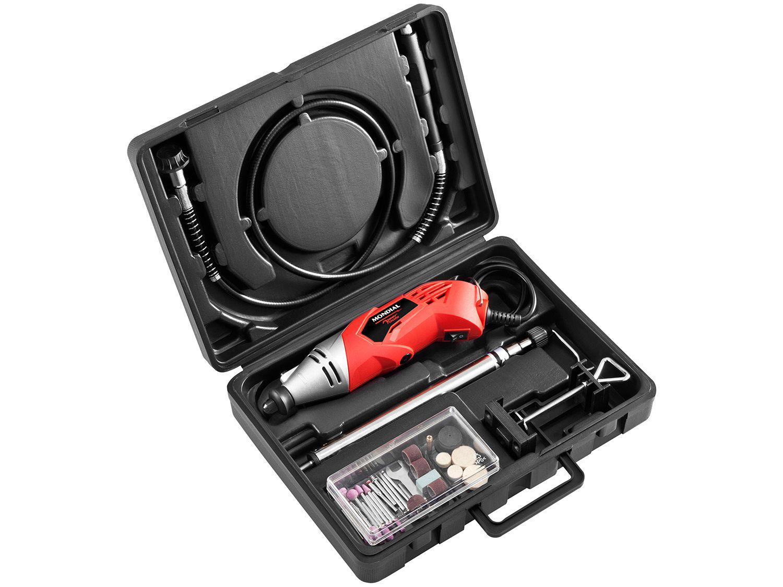 Micro Retífica Mondial Power Tools FMR-01 - 170W com Maleta