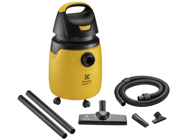 Aspirador de Pó e Água Profissional Electrolux - 1300W GT30N Amarelo