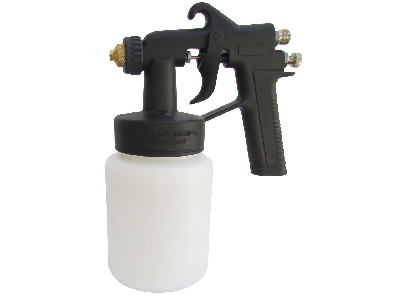 Pistola Pulverizadora para Pintura - Intech Machine P472 600ml