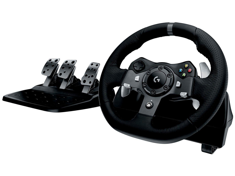 Volante para Xbox One ou Windows Logitech - G920 Driving Force