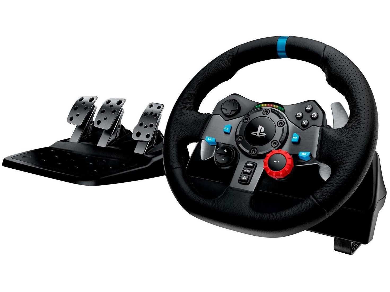 Volante para PS5 PS4 PS3 ou Windows Logitech - G29