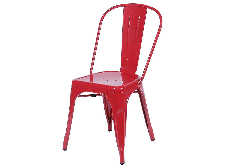 Cadeira de Aço OR Design Tolix Iron - OR-1117