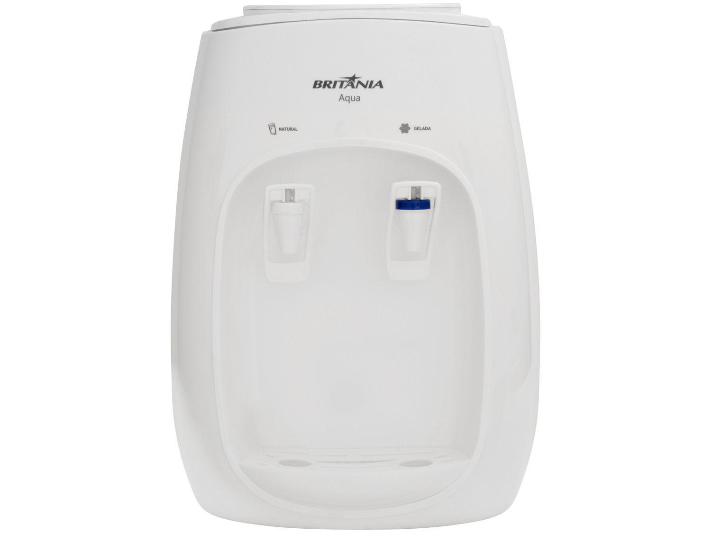 Bebedouro de Água Britânia de Mesa - Refrigerado Eletrônico Aqua