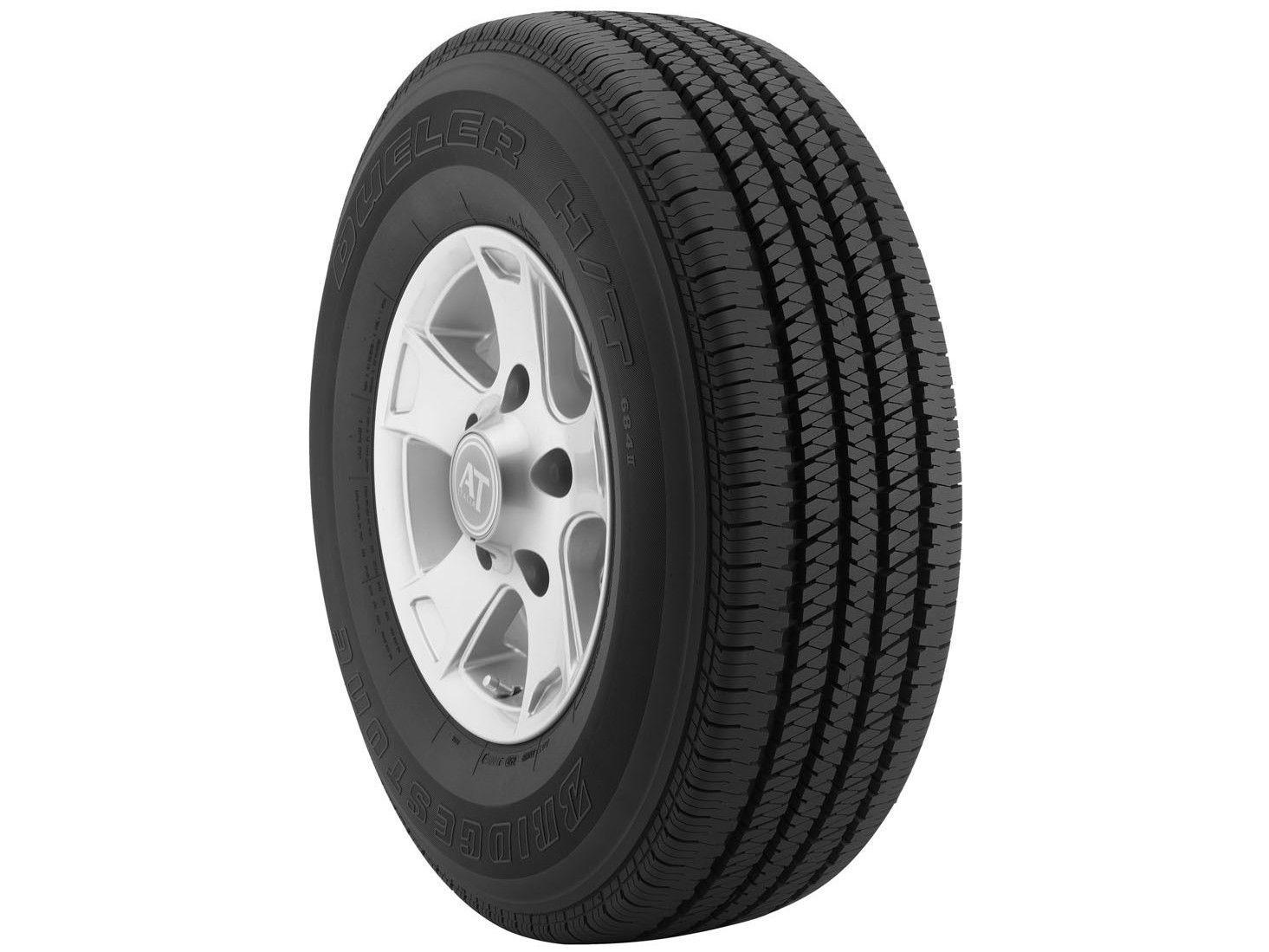 "Pneu Aro 18"" Bridgestone 265/60R18 - Dueler H/T 684 II Ecopia Caminhonete e SUV"