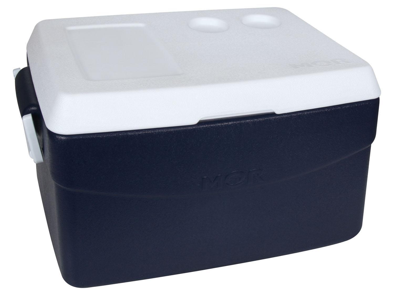 Caixa Térmica Mor 48L - Glacial Azul