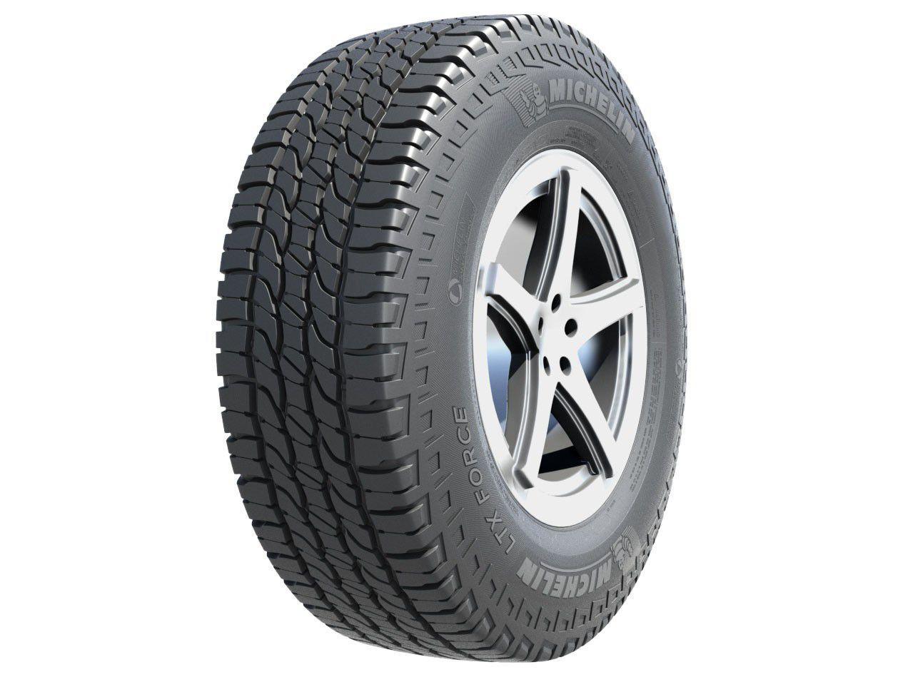 "Pneu Aro 17"" Michelin 245/65R17 - LTX Force"