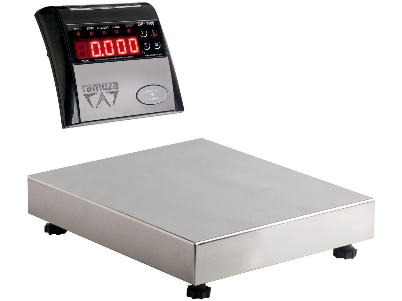 Balança Comercial/Industrial Digital Ramuza DP 50 - até 50 Kg