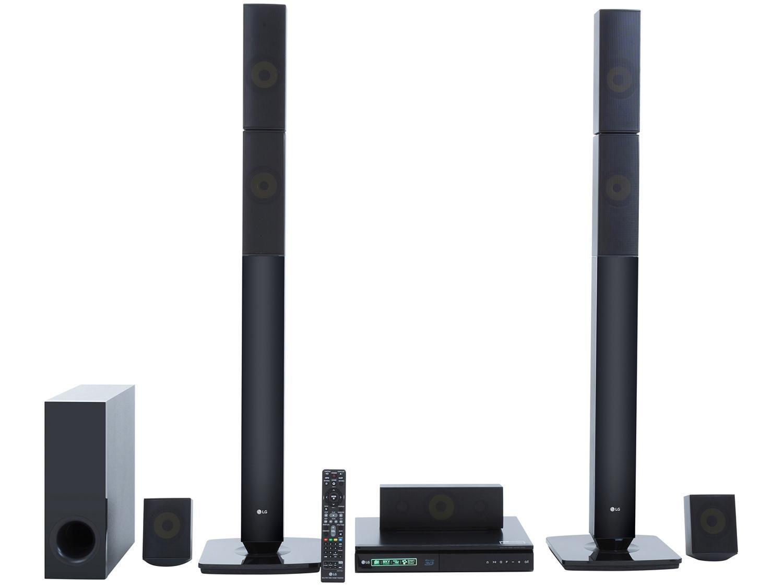Home Theater LG 1000W Bluetooth - LHB645N