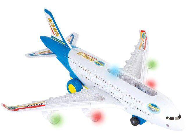 Avião Companhia Aérea Air Bus A380 Super Jumbo - Fênix