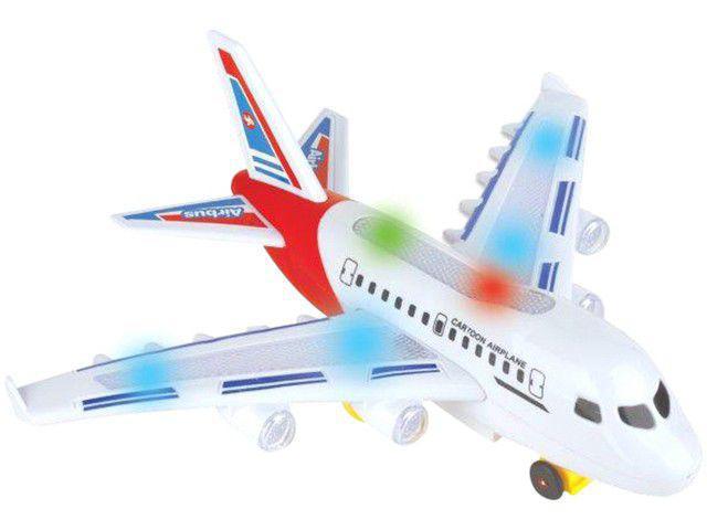 Avião de Brinquedo AirBus - Fênix