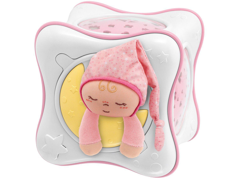 Luminária Rainbow Cube First Dreams - Chicco