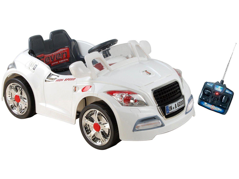 Carro Elétrico Infantil Esport - com Controle Remoto Emite Sons Bel Brink 6V