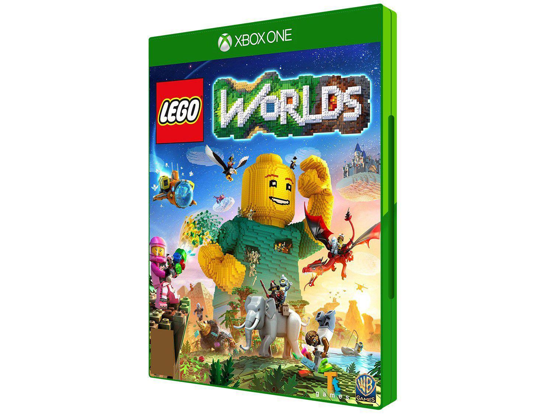 LEGO Worlds para Xbox One - Warner