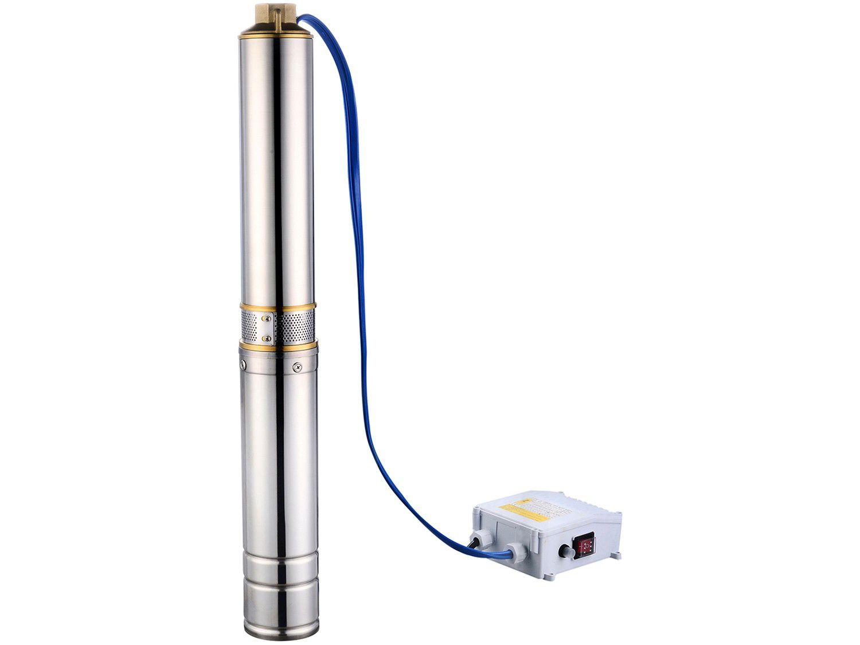 Bomba de Água Elétrica Submersa Intech Machine - 750W 85 L/min BSC 4/1000