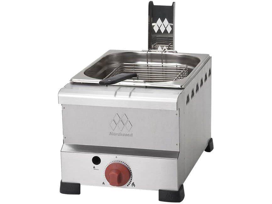 Fritadeira à Gás Industrial Marchesoni - FT.4.608 6L