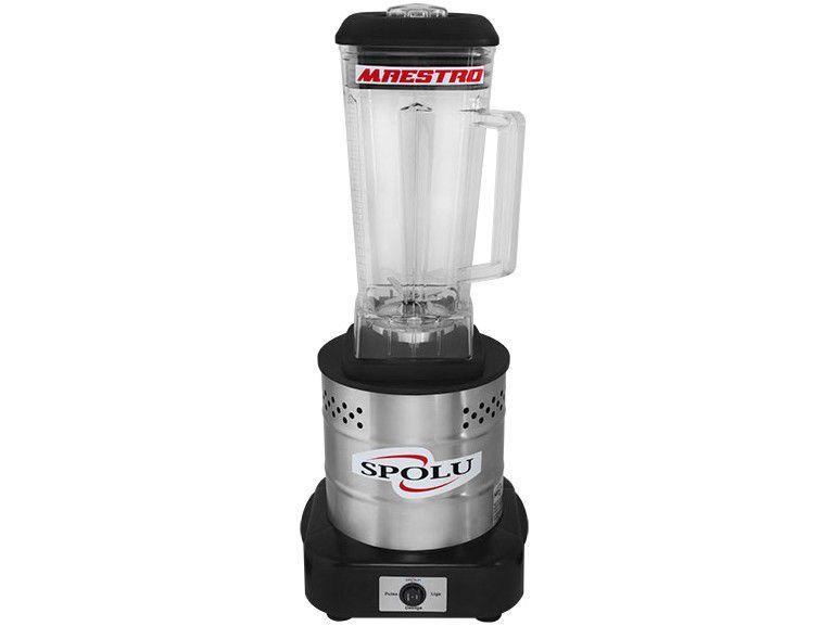Liquidificador Industrial 2 Litros Spolu - Maestro SPL-027 1200W