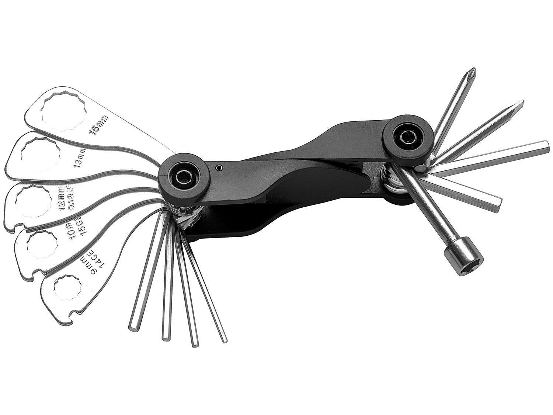 Kit Ferramentas para Bicicleta 17 Funções - Tramontina 43134101