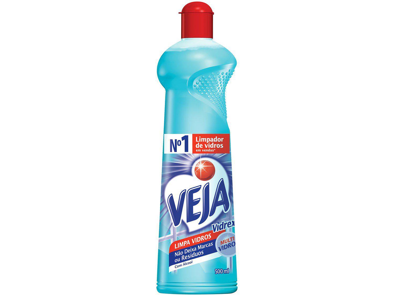 Limpa Vidro Veja Vidrex Squeeze - 500ml