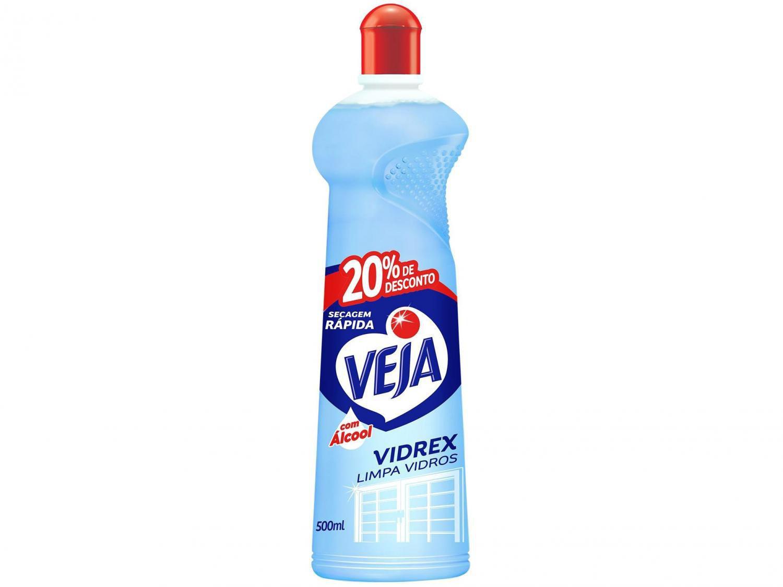 Veja Vidrex - Limpa Vidros Squeeze - 500ml