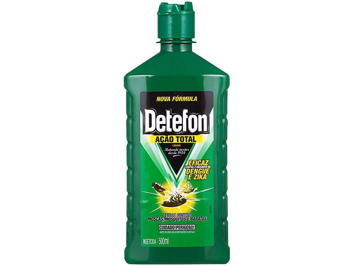 Inseticida Detefon Ação Total - 500ml