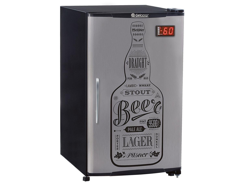 Cervejeira Gelopar GRBA-120GW Vertical 112L - Frost Free 1 Porta