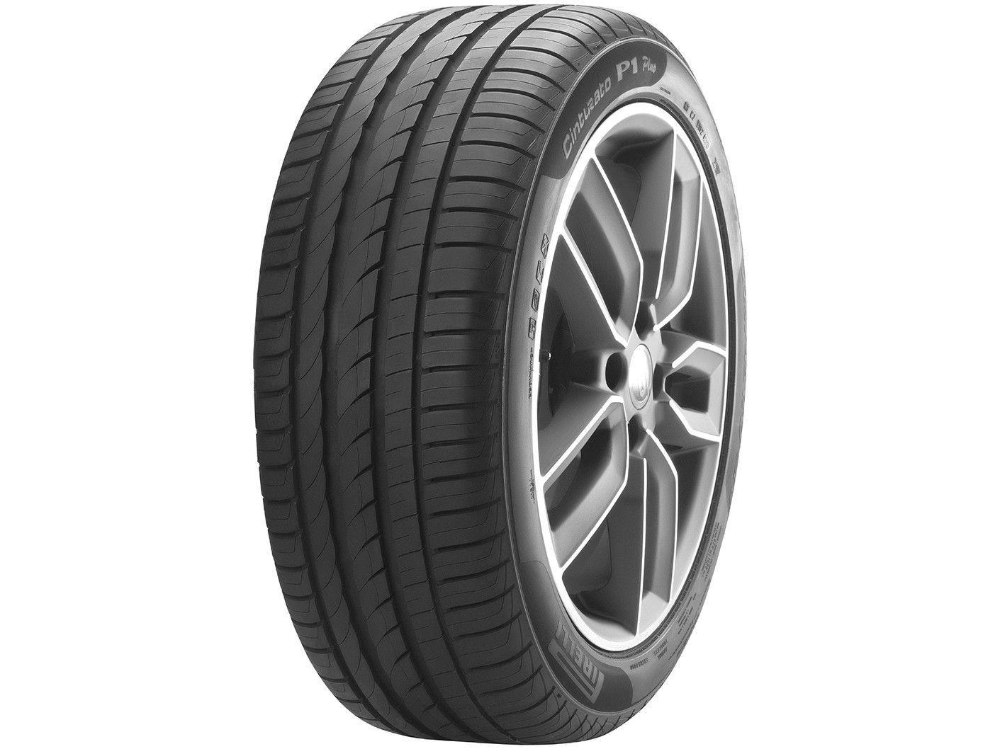 "Pneu Aro 17"" Pirelli - 225/50R17 98V XL P1 Cinturato +"
