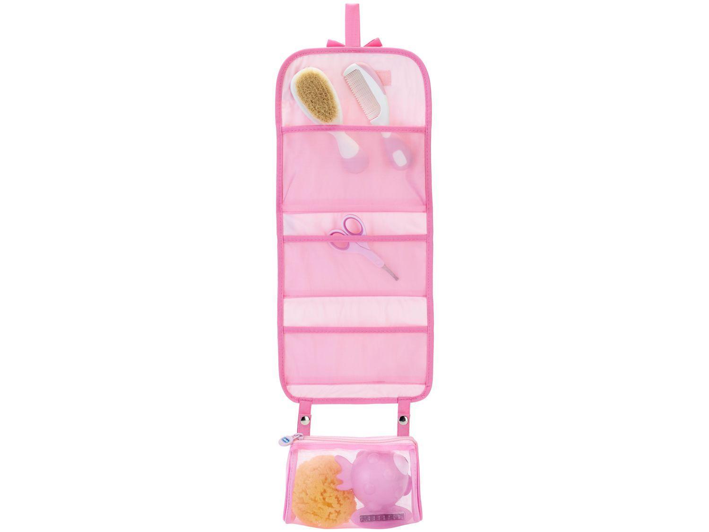Kit Higiene Bebê Chicco Meu Primeiro Kit Beleza - 6 Peças
