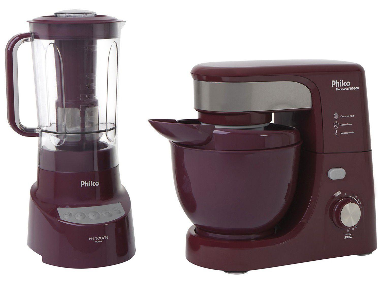 Kit Premium Wine Philco com Liquidificador - Batedeira