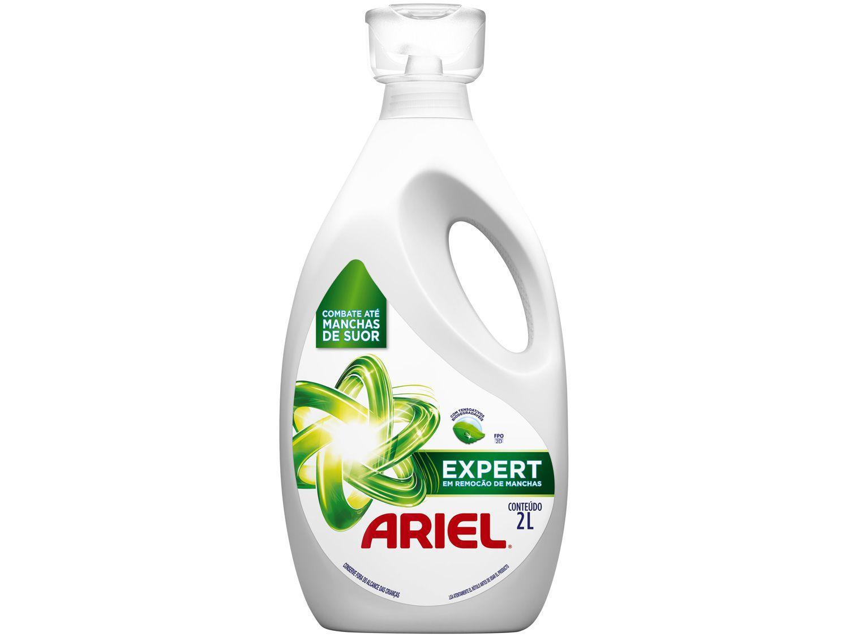 Sabão Líquido Ariel Expert Concentrado - 2L