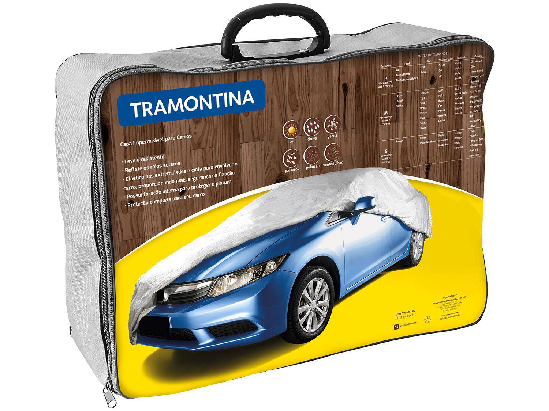 Capa para Carro Impermeável Tam. G com Forro - Tramontina 43780003