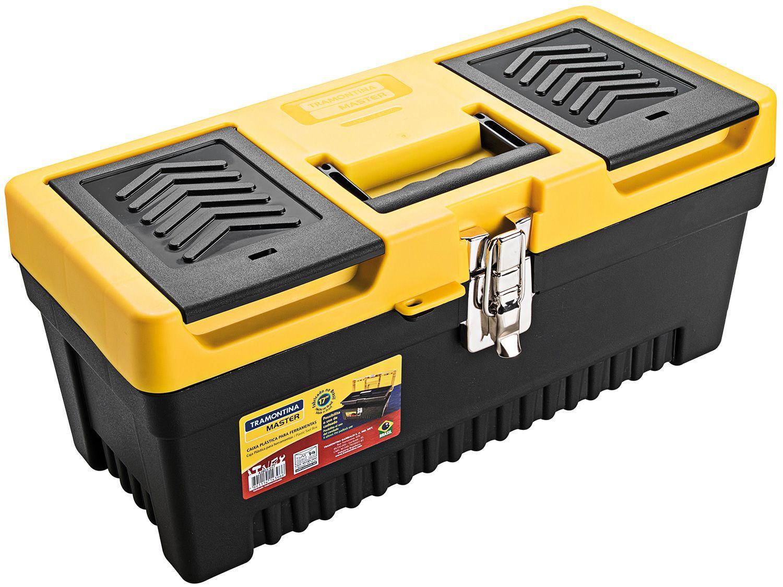 Caixa de Ferramentas Tramontina Plástico Master - 43803017