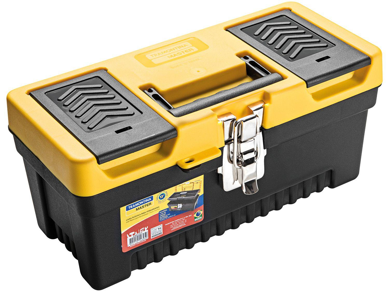 Caixa de Ferramentas Tramontina Plástico Master - 43803113