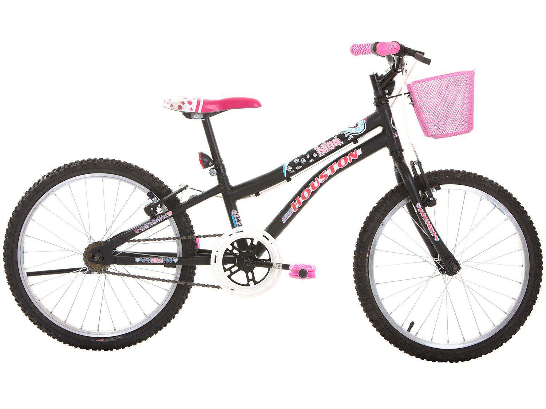 Bicicleta Houston Nina Aro 20 - Freio V-Brake