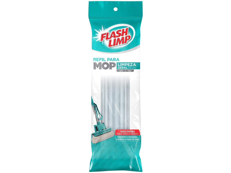 Refil Mop FlashLimp - Limpeza Geral Plus