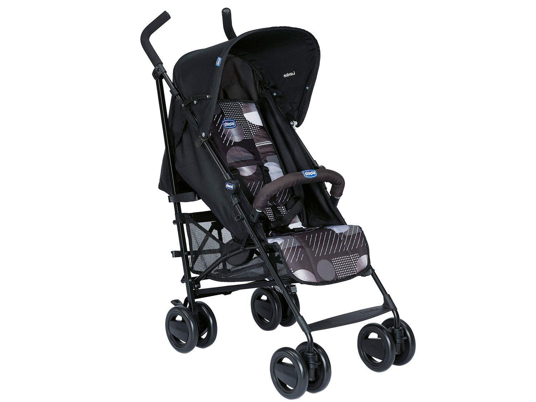 Carrinho de Bebê Passeio Chicco London Matrix - Reclinável 4 Posições para Crianças até 15kg