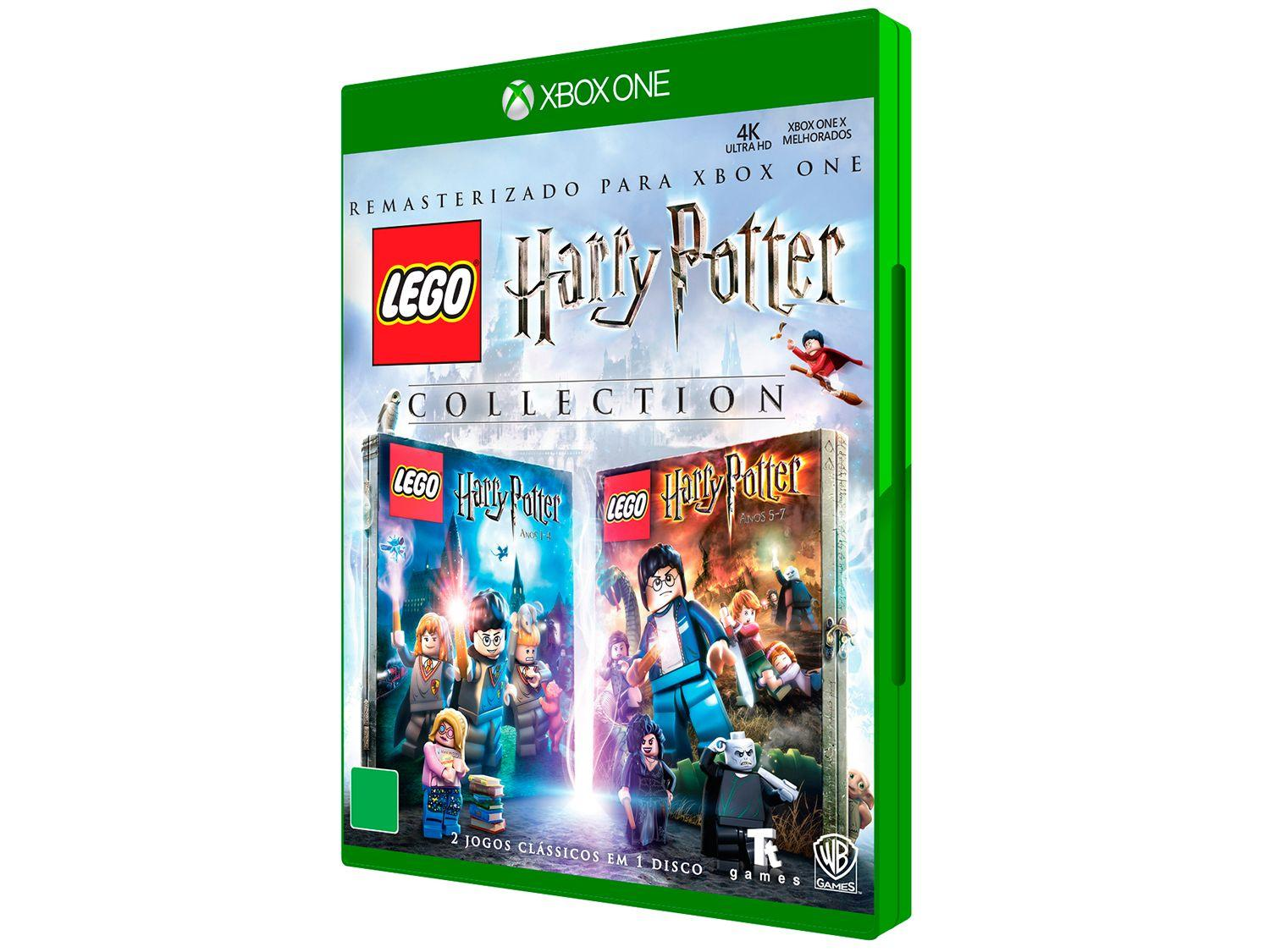 LEGO Harry Potter Collection para Xbox One - WB Games