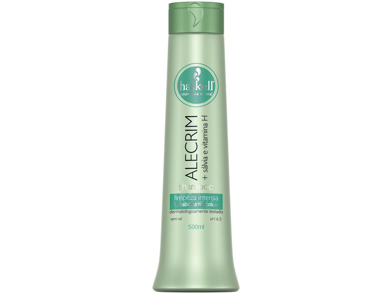 Shampoo Haskell Profissional Alecrim - Limpeza Intensa 500ml
