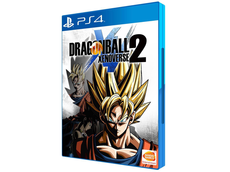 Dragon Ball Xenoverse 2 para PS4 - Bandai Namco