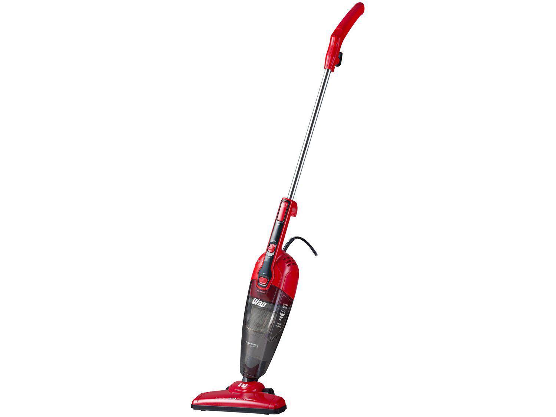 Aspirador de Pó Vertical Wap - 1000W Clean Speed FW005873 Vermelho e Preto
