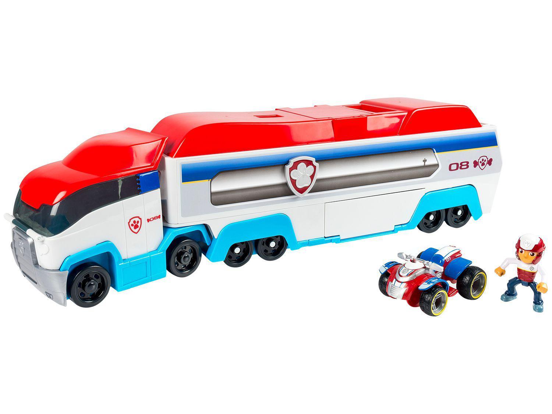 Furgão Paw Patrol Patrulheiro Sunny Brinquedos - 1310 3 Peças