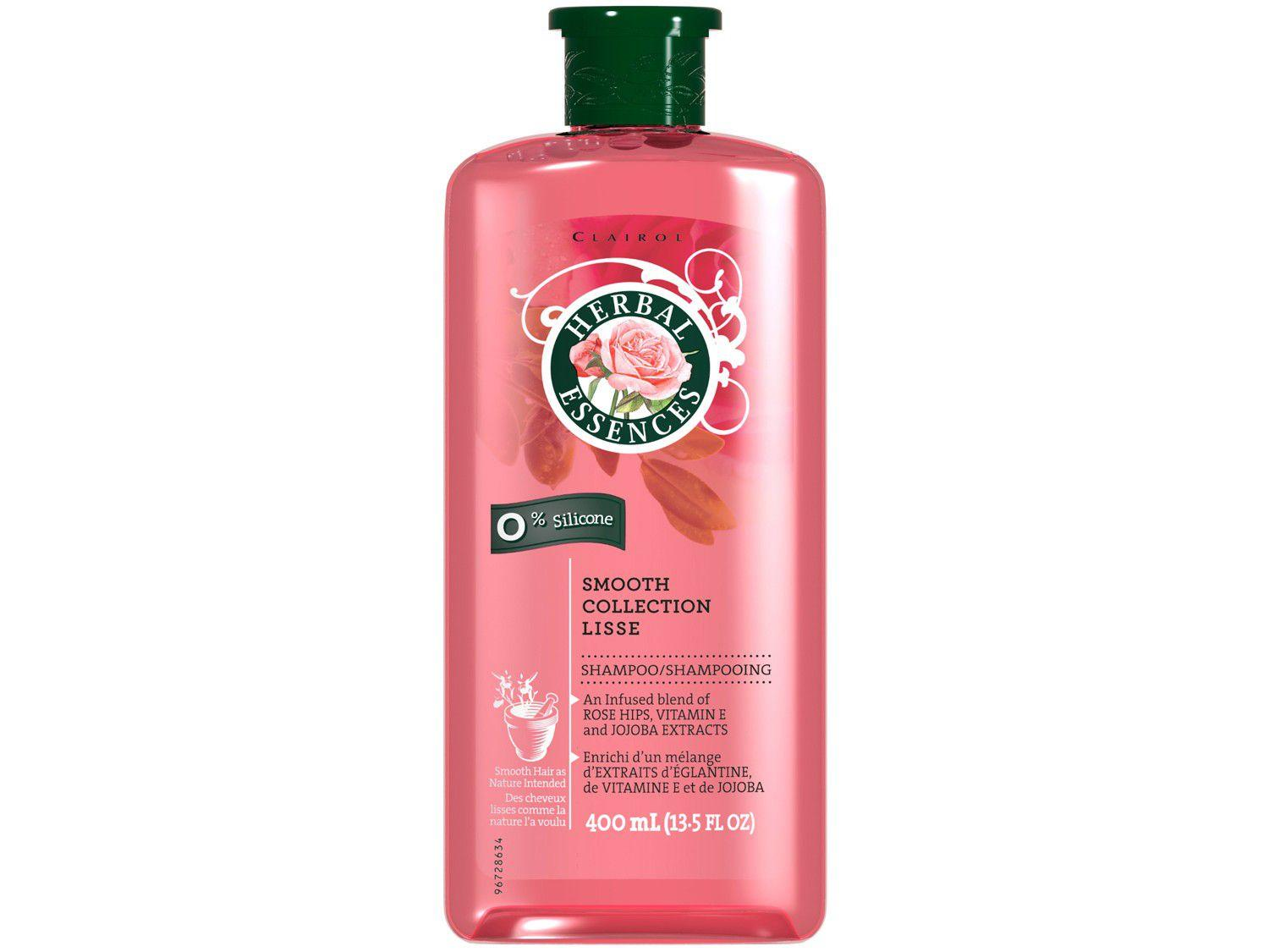Shampoo Herbal Essences Smooth Collection - Lisse 400ml
