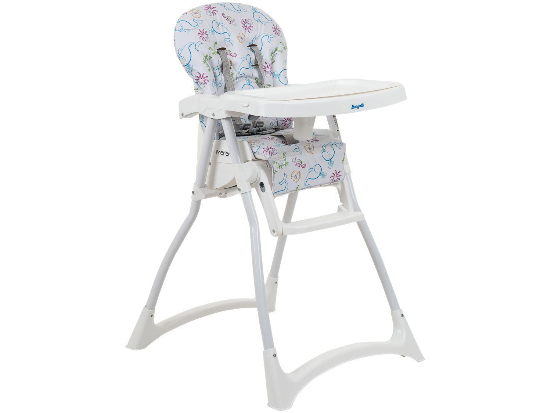 Cadeira de Alimentação Alta Burigotto Merenda - 0 a 15kg
