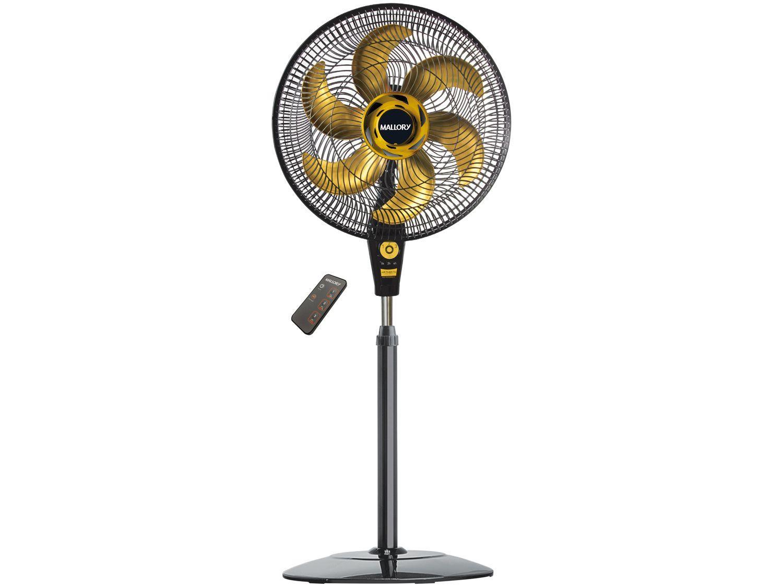 Ventilador de Coluna Mallory Air Time TS+ 40cm - 3 Velocidades Controle Remoto