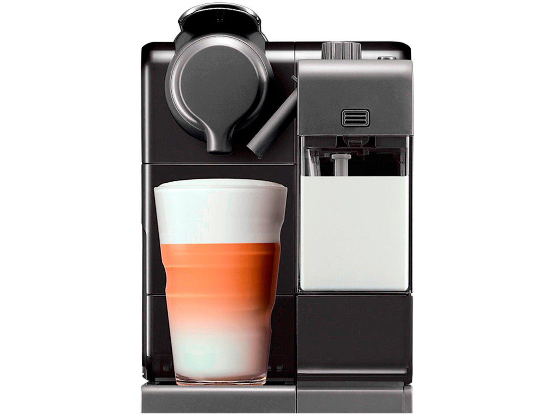 Cafeteira Nespresso Lattissima Touch - F521-SI Preta
