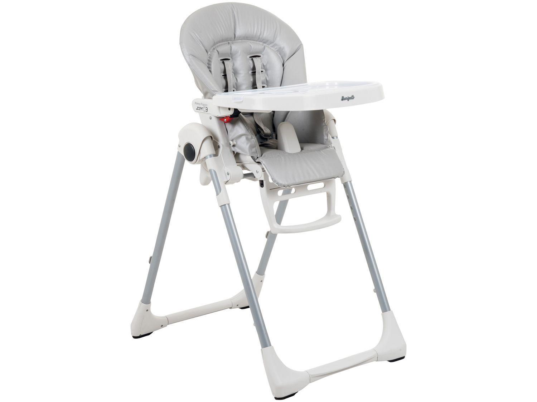 Cadeira de Alimentação Burigotto Prima Pappa - Zero 3 Reclinável 7 Posições de Altura